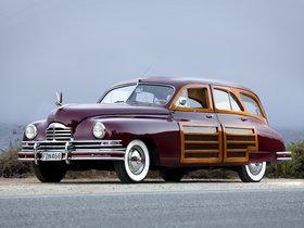 Ver foto 5 de Packard Standard Eight Station Wagon 1948