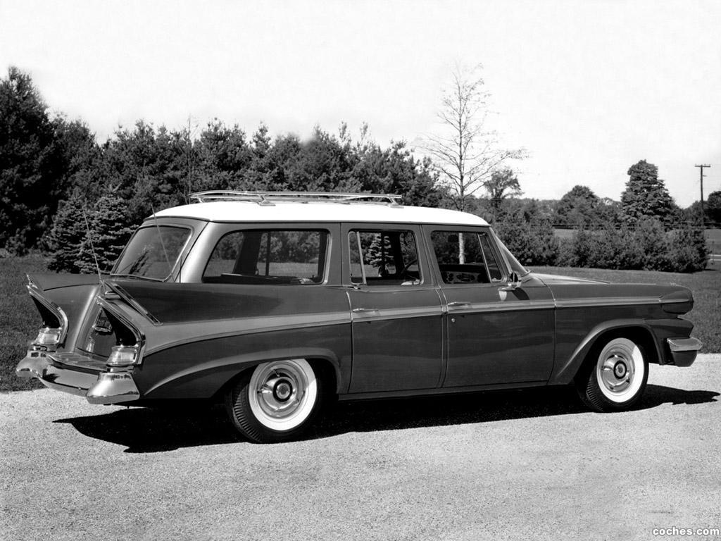 Foto 1 de Packard Station Wagon 1958