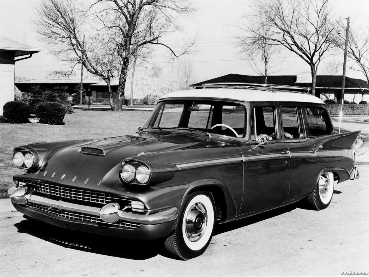 Foto 0 de Packard Station Wagon 1958