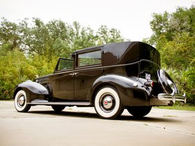Ver foto 2 de Packard Super Eight All Weather Panel Brougham by Rollston 1938