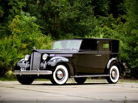 Ver foto 1 de Packard Super Eight All Weather Panel Brougham by Rollston 1938