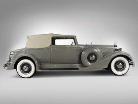 Ver foto 4 de Packard Super Eight Convertible Victoria 1934