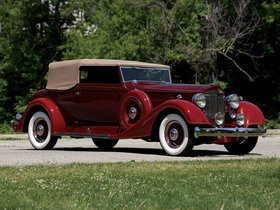 Ver foto 3 de Packard Super Eight Convertible Victoria 1934