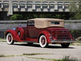 Ver foto 2 de Packard Super Eight Convertible Victoria 1934
