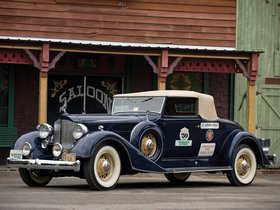 Ver foto 1 de Packard Super Eight Coupe Roadster 1934