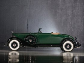 Ver foto 6 de Packard Super Eight Coupe Roadster 1934