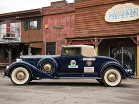 Ver foto 4 de Packard Super Eight Coupe Roadster 1934