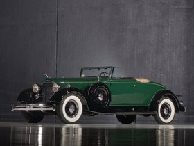 Ver foto 3 de Packard Super Eight Coupe Roadster 1934
