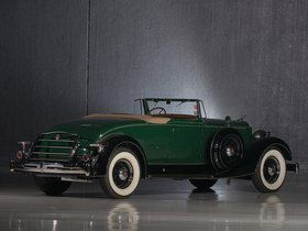 Ver foto 2 de Packard Super Eight Coupe Roadster 1934