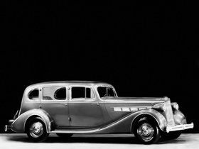Ver foto 1 de Packard Super Eight Sedan 1934
