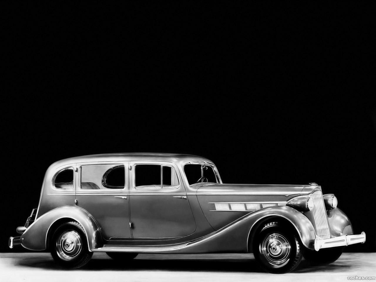 Foto 0 de Packard Super Eight Sedan 1934