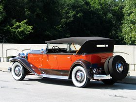 Ver foto 2 de Packard Super Eight Sport Phaeton 1931