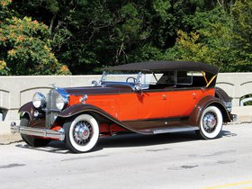 Ver foto 1 de Packard Super Eight Sport Phaeton 1931