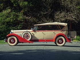 Ver foto 3 de Packard Super Eight Touring 1934