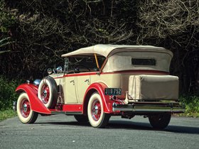 Ver foto 2 de Packard Super Eight Touring 1934