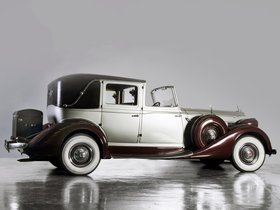 Ver foto 2 de Packard Super Eight Town Car by Brewster 1937