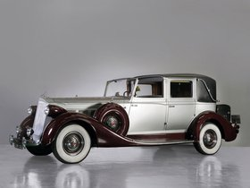 Ver foto 1 de Packard Super Eight Town Car by Brewster 1937