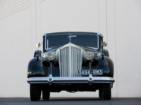 Fotos de Packard Super Eight Transformable Town Car by Franay 1939