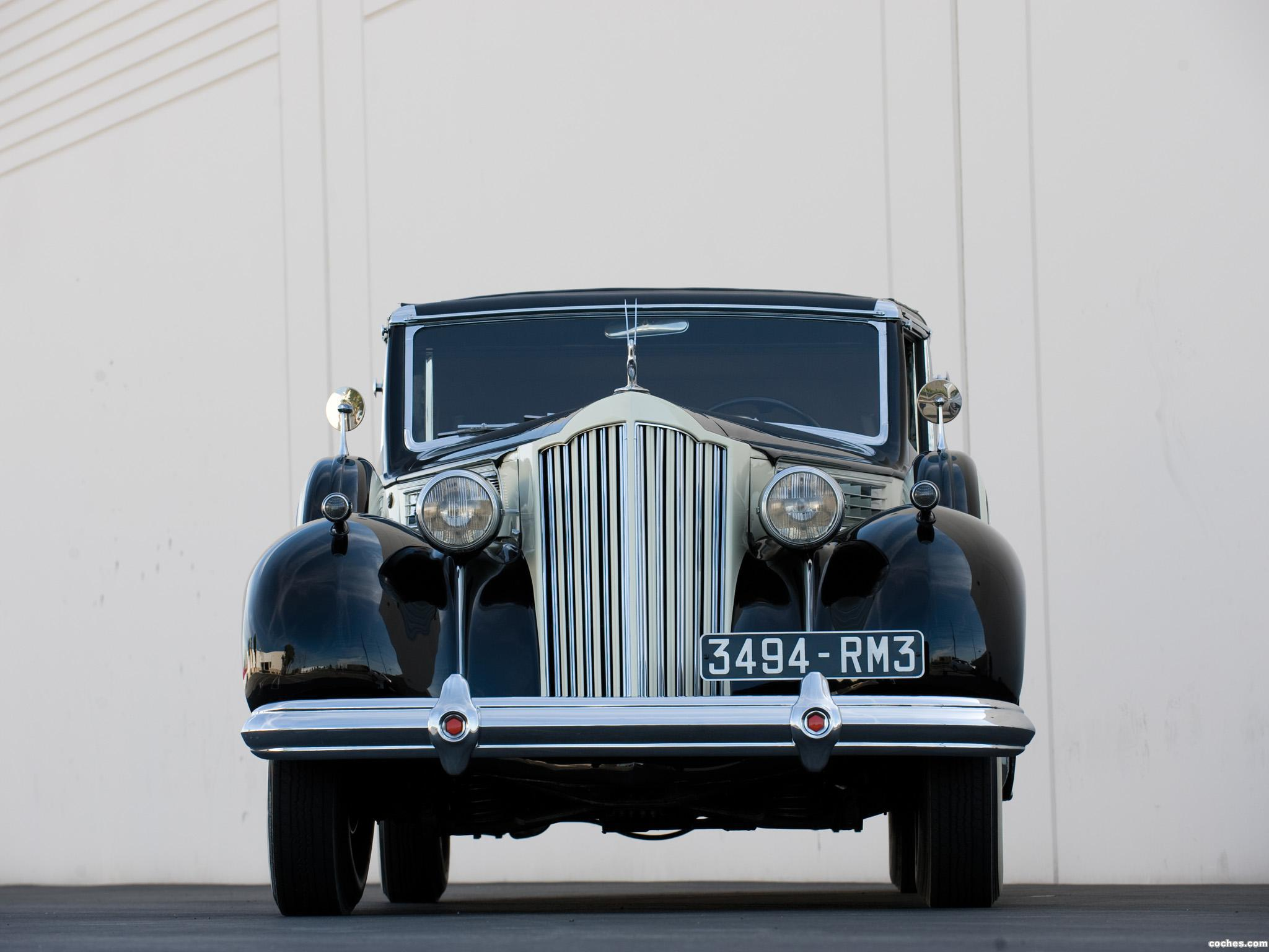Foto 0 de Packard Super Eight Transformable Town Car by Franay 1939