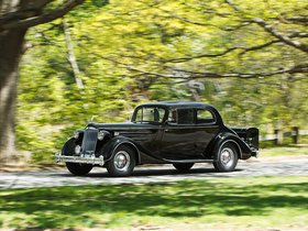 Ver foto 4 de Packard Twelve 5 Passenger Coupe 1936