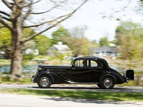 Ver foto 3 de Packard Twelve 5 Passenger Coupe 1936