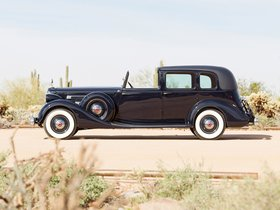 Ver foto 2 de Packard Twelve All Weather Town Car by Lebaron 1936