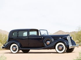 Ver foto 1 de Packard Twelve All Weather Town Car by Lebaron 1936