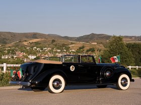 Ver foto 2 de Packard Twelve Armored Convertible Sedan by Dietrich 1939
