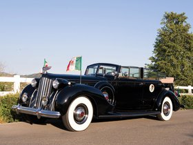 Ver foto 1 de Packard Twelve Armored Convertible Sedan by Dietrich 1939