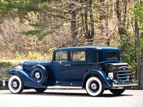 Ver foto 3 de Packard Twelve Club Sedan 1933