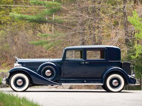 Ver foto 2 de Packard Twelve Club Sedan 1933