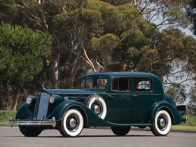 Ver foto 7 de Packard Twelve Club Sedan 1936
