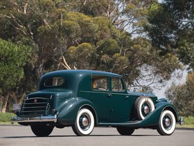 Ver foto 5 de Packard Twelve Club Sedan 1936