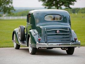 Ver foto 4 de Packard Twelve Club Sedan 1936