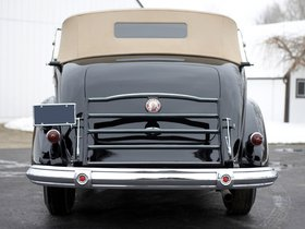Ver foto 2 de Packard Twelve Collapsible Touring Cabriolet by Brunn 1938