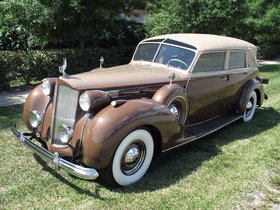 Ver foto 1 de Packard Twelve Collapsible Touring Cabriolet by Brunn 1938