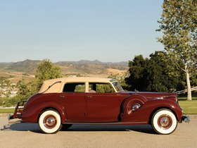 Ver foto 5 de Packard Twelve Collapsible Touring Cabriolet by Brunn 1938