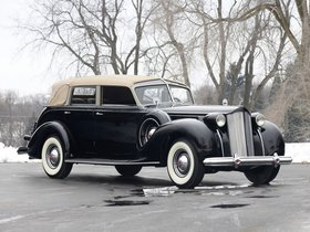 Ver foto 4 de Packard Twelve Collapsible Touring Cabriolet by Brunn 1938