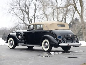 Ver foto 3 de Packard Twelve Collapsible Touring Cabriolet by Brunn 1938