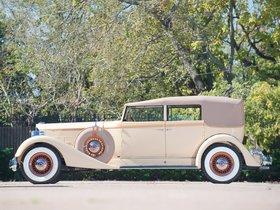 Ver foto 7 de Packard Twelve Convertible Sedan 1934
