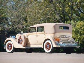 Ver foto 6 de Packard Twelve Convertible Sedan 1934