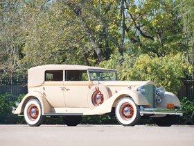 Ver foto 5 de Packard Twelve Convertible Sedan 1934