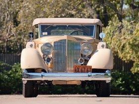 Ver foto 4 de Packard Twelve Convertible Sedan 1934