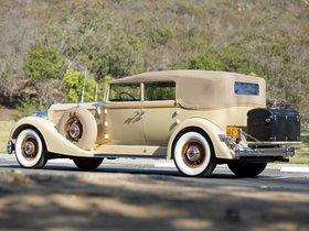 Ver foto 3 de Packard Twelve Convertible Sedan 1934