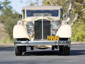 Ver foto 2 de Packard Twelve Convertible Sedan 1934