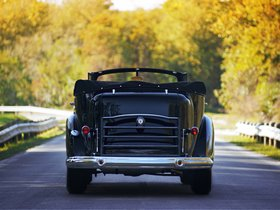 Ver foto 5 de Packard Twelve Convertible Sedan 1938