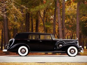 Ver foto 4 de Packard Twelve Convertible Sedan 1938