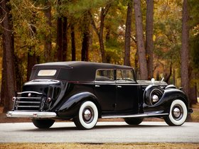 Ver foto 3 de Packard Twelve Convertible Sedan 1938