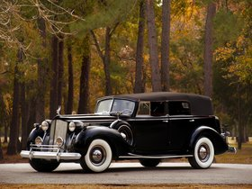 Ver foto 2 de Packard Twelve Convertible Sedan 1938