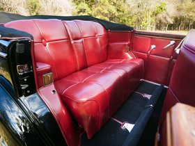 Ver foto 12 de Packard Twelve Convertible Sedan 1938